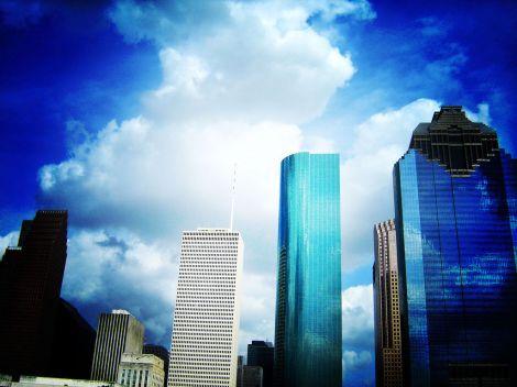 Houston skyline (Creative Commons via arielp at flickr.com)